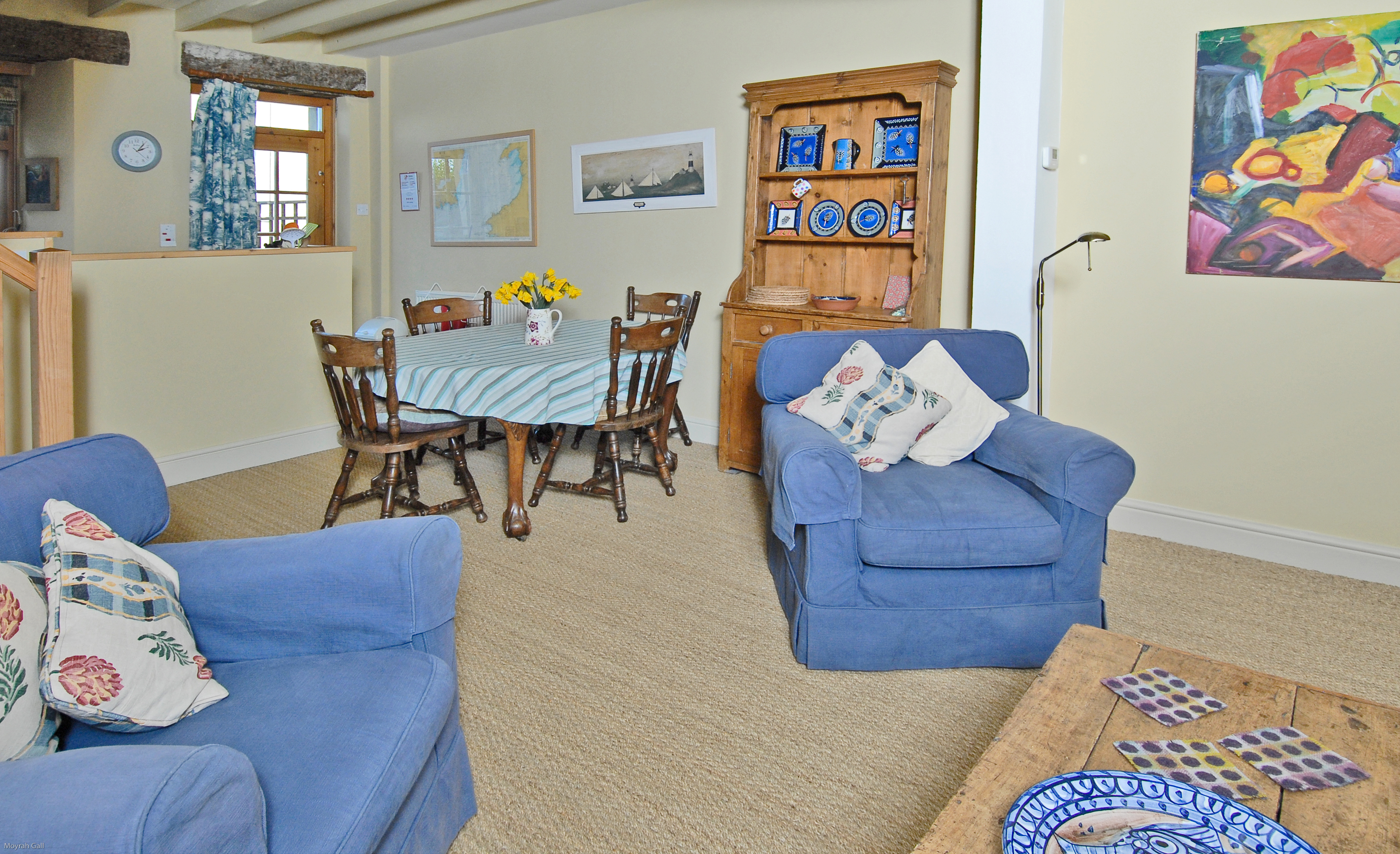 Haddocks Rest A Beautiful Self Catering Stone Holiday Cottage In  # Meuble De Tv A Melin
